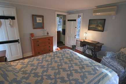 Dennis Cape Cod vacation rental - 1st floor queen bedroom