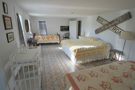 Dennis Cape Cod vacation rental - 2nd floor 4 twins