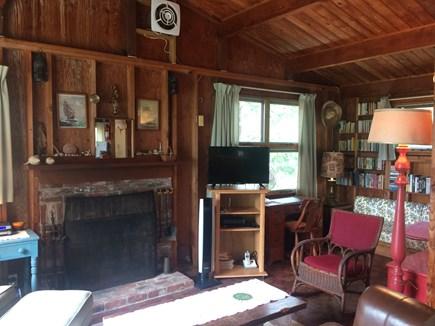 Wellfleet Cape Cod vacation rental - Livingroom