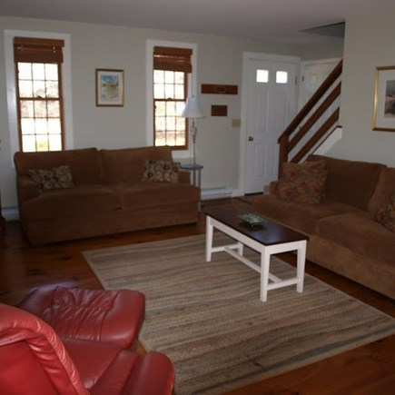 North Eastham Cape Cod vacation rental - Entrance and Living Area
