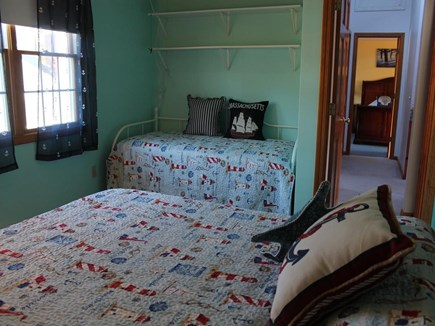 Dennis Port Cape Cod vacation rental - Another queen with a twin- 2nd floor also