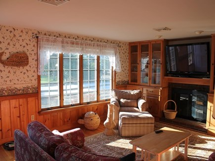 Dennis Port Cape Cod vacation rental - Relaxing living area