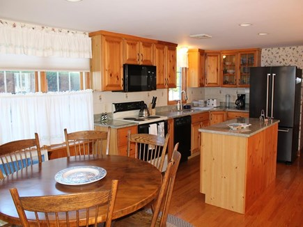 Dennis Port Cape Cod vacation rental - Eat In Kitchen