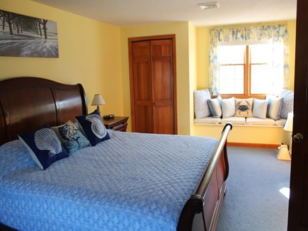 Dennis Port Cape Cod vacation rental - Master Bedroom on 2nd Floor