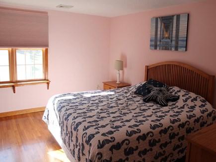 Dennis Port Cape Cod vacation rental - Master Bedroom on First Floor