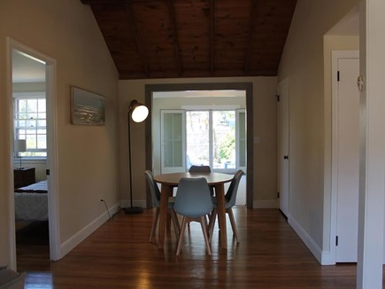 Dennis Port Cape Cod vacation rental - Indoor Dining