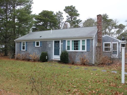 East Harwich Cape Cod vacation rental - Front of House