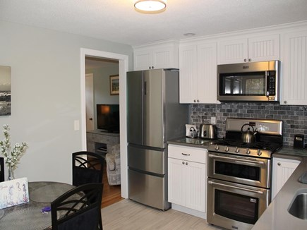 East Harwich Cape Cod vacation rental - Fully Equipped Kitchen
