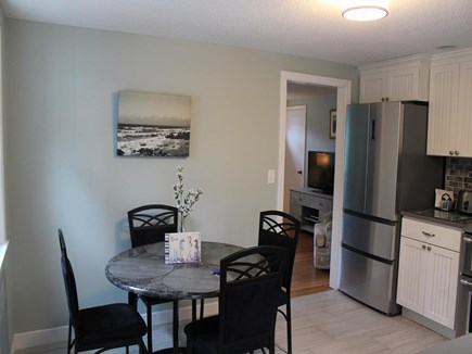 East Harwich Cape Cod vacation rental - Eat In Kitchen