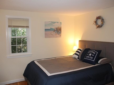 East Harwich Cape Cod vacation rental - First Floor Master with queen bed
