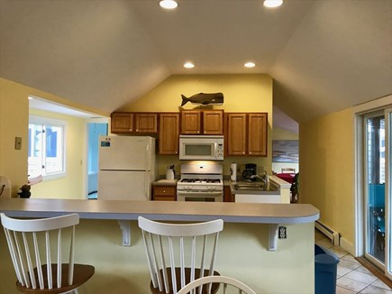 Harwich Port Cape Cod vacation rental - Open Kitchen