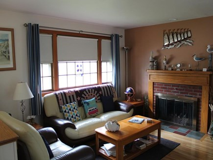 Harwich Cape Cod vacation rental - Cozy Upper Level Living Room