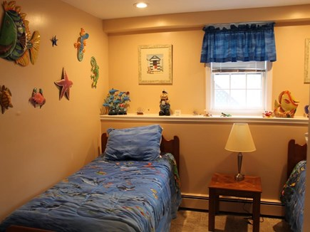 Harwich Cape Cod vacation rental - Lower Level Bedroom