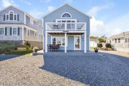 Sandwich, Sagamore Beach Cape Cod vacation rental - Both decks allow you to enjoy the ocean breeze!