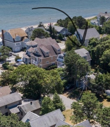 Mashpee, Popponesset Beach Cape Cod vacation rental - Steps to the beach!