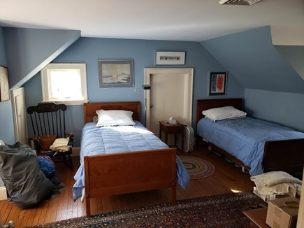 Orleans Cape Cod vacation rental - 2nd Floor - Guest bedroom with two twin beds