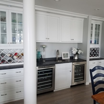 East Falmouth Cape Cod vacation rental - Wine refrigerators