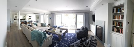 East Falmouth Cape Cod vacation rental - Open floor plan