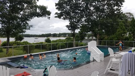 East Falmouth Cape Cod vacation rental - Pool