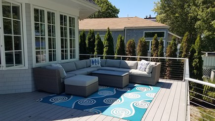 East Falmouth Cape Cod vacation rental - Outdoor living