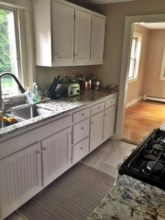 Falmouth Cape Cod vacation rental - Kitchen.