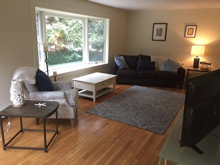 Falmouth Cape Cod vacation rental - Sit and relax, maybe watch some TV in our neat sitting room.