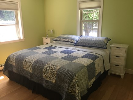 Falmouth Cape Cod vacation rental - Sleep soundly in our cozy master bedroom with one king bed.