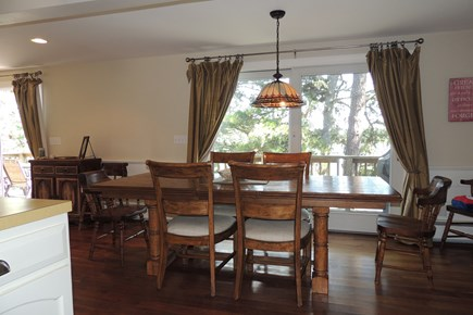 Harwich Cape Cod vacation rental - Spacious dining area