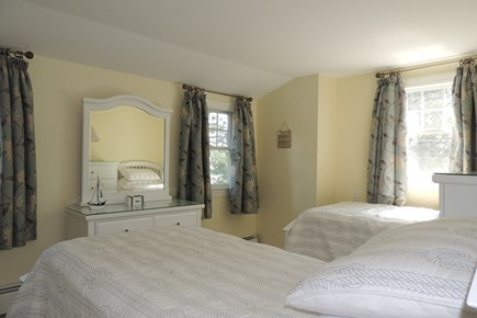 Harwich Cape Cod vacation rental - Bedroom 3 with 2 twin beds