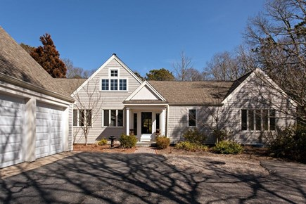 New Seabury New Seabury vacation rental - Front entrance with plenty of parking