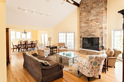 New Seabury New Seabury vacation rental - Large bright open spaces for family fun.