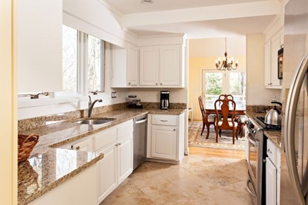 New Seabury New Seabury vacation rental - Gourmet kitchen with granite countertops