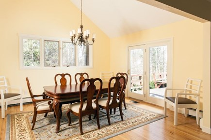 New Seabury New Seabury vacation rental - Dining Room