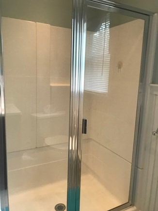 Brewster Cape Cod vacation rental - Bathroom, Stand Up Shower