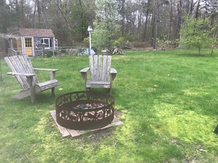 Brewster Cape Cod vacation rental - Fire Pit