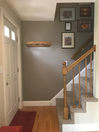 Brewster Cape Cod vacation rental - Stairs to Second Floor