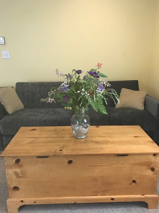 Brewster Cape Cod vacation rental - Seating Area