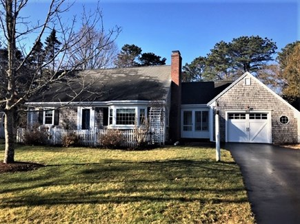 Yarmouth Port Cape Cod vacation rental - Front of property