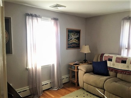 Yarmouth Port Cape Cod vacation rental - Den with flat screen TV