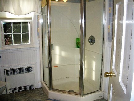 Yarmouth Port Cape Cod vacation rental - Main Level Walk-in Shower