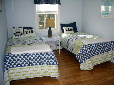 Yarmouth Port Cape Cod vacation rental - Upstairs Twin Bedroom