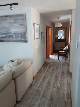 Falmouth Cape Cod vacation rental - Hallway to Bedrooms