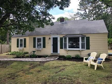 Dennisport Cape Cod vacation rental - Front of home on Oak Street