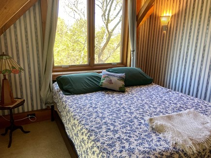 Brewster (Blueberry Pond)  Cape Cod vacation rental - Queen bedroom (second floor)