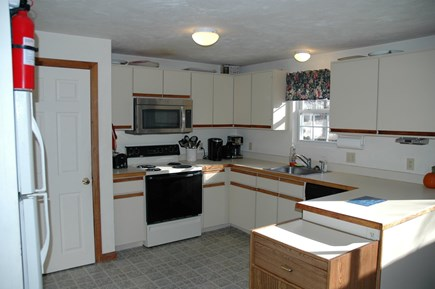 South Yarmouth Cape Cod vacation rental - Fully equipped kitchen