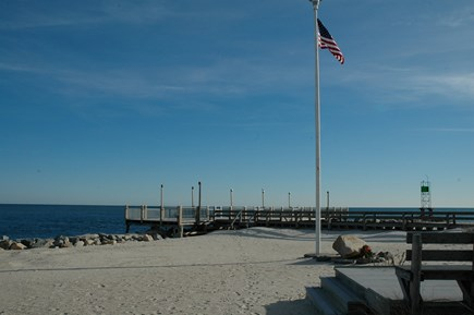 South Yarmouth Cape Cod vacation rental - Bass River Beach Fishing Pier