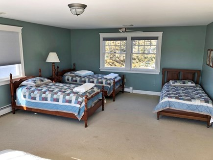 North Falmouth Cape Cod vacation rental - Bunk room - perfect for kids!