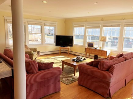 North Falmouth Cape Cod vacation rental - Sunny and open first floor!