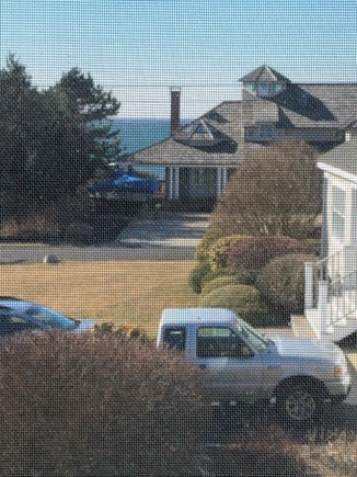North Falmouth Cape Cod vacation rental - Ocean view from master.  Fall asleep listening to waves crash!