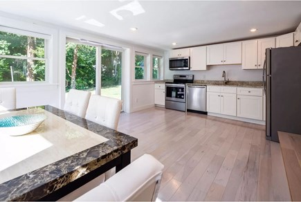 Orleans Cape Cod vacation rental - Modern kitchen with new appliances